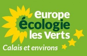Logo EELV Calais et environs