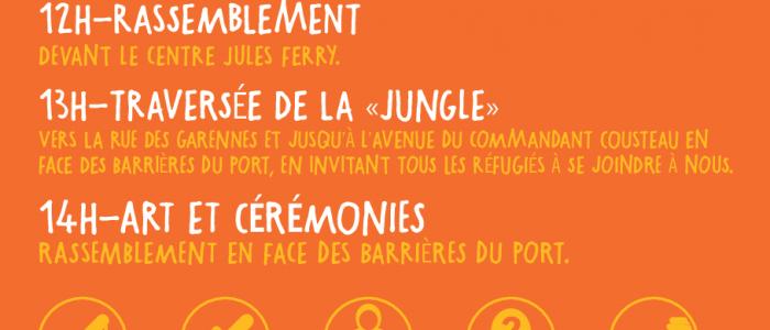 Mobilisation « Refugees Welcome! » samedi 19 septembre 2015
